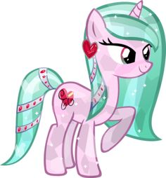 She needs a name and an adopter. she loves looking at the bronies and makes people find their match.