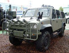 Iveco LMV Special Forces
