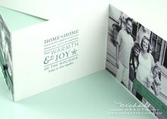 trifold cards...photo, plus!