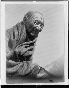 Morning Eagle, Piegan Indian Man, circa 1910, by Edward S. Curtis