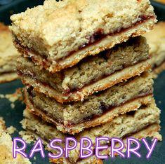 Hugs & CookiesXOXO: MILE HIGH RASPBERRY BARS-HEAVENLY!!!