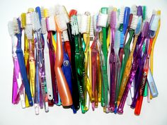 collection toothbrush #toothbrush