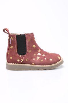 Čižmy a členkové topánky Členkové topánky  - Mrugała - Detské čižmy