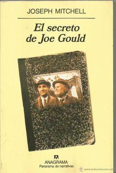 El secreto de Joe Gould / Joseph Mitchell (FEBRER)