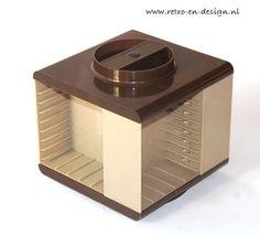 Cassette caroussel
