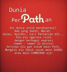 Curhatan Path
