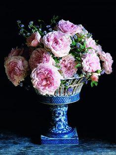 #veronikamaine #vintagefloral #inspiration #summer13 #flowers