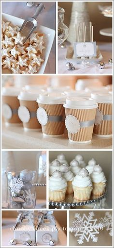 Winter party winter-wedding
