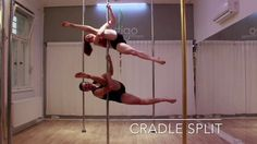 THE BEST POLE DANCE ADVANCED TRICKS I.