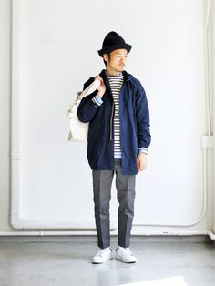 Ordinary fits Mods Parka Strato
