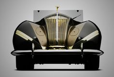 1939 Rolls-Royce Phantom III Cabriolet