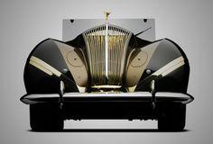Rolls-Royce Phantom III Cabriolet 1939