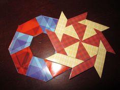DIY Morphing Origami Star DIY Origami  DIY Craft