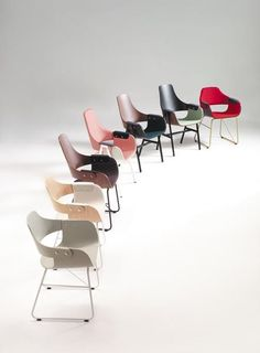DomésticoShop - Showtime Chair - Dining Chairs - Chairs