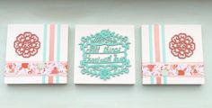 Coral Mint Nursery Art Baby Girl Nursery by EthelsGranddaughter Coral Nursery Decor, Mint Nursery, Baby Girl Nursery Decor, Nursery Art, Mint Coral, Wooden Flowers, Wood Canvas, Decorative Boxes, Shower Gifts