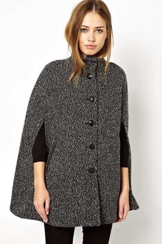 oasis salt and pepper cape.