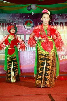 Tari dari Sulawesi