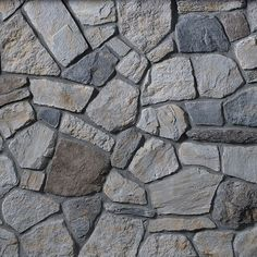 Cultured Stone Old Country Fieldstone adds nostalgic country charm to a wide variety of projects. Stone Texture Wall, Paving Texture, Brick Texture, Floor Texture, Tiles Texture, Concrete Texture, Exterior Wall Tiles, Exterior Wall Design, Stone Cladding