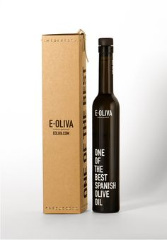 Eoliva by Alberto Aranda , via Behance