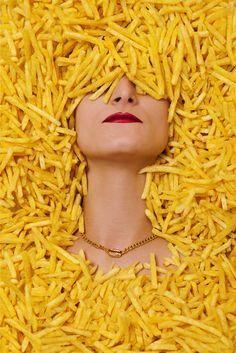 """Pop Food"", by Glenda Lopez"