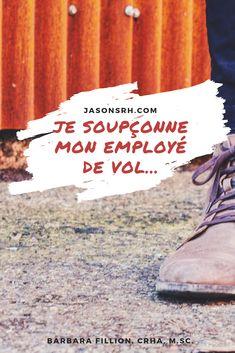 #jasonsrh #vol #employé #travailleur #relationsdutravail