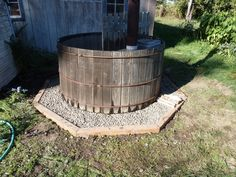Cool ideas for hot tubs here