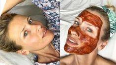 Hoci to znie neuveriteľne, no pozeráte sa na tvár 45 ročnej ženy, ktorá neuznáva botox, ani iné umelé vylepšenia tváre. Daniela Peštová je kus krásnej ženy! V čom spočíva tajomstvo jej dokonalej pleti? Beauty Care, Beauty Makeup, Beauty Hacks, Hair Beauty, Homemade Facials, Homemade Beauty, Body Mask, Homemade Cosmetics, Facial Masks