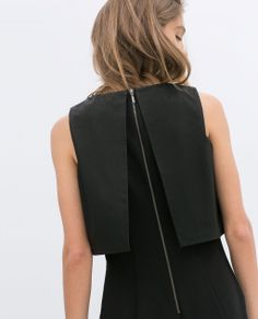 Image 6 of DRESS WITH COMBINED TOP from Zara