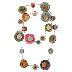 Sophie Digard, Necklace, Camille - Selvedge