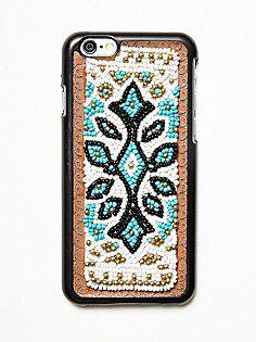 Freda Beaded Iphone Case