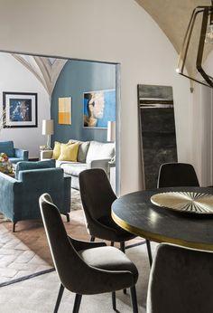 Sotto le antiche volte by Claudia Pelizzari Interior Design - MyHouseIdea