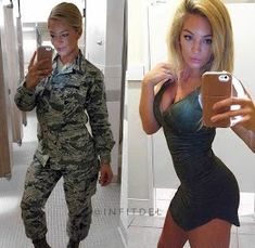 Here we share a new collection of ARMY WOMEN in and out of uniform. These are the 77 beautiful ARMY WOMEN looking gorgeous without uniform.