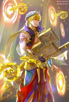Gilgamesh Anime, King Gilgamesh, Gilgamesh And Enkidu, Otaku Anime, Anime Manga, Anime Guys, Anime Egyptian, Character Art, Character Design