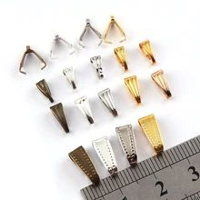 200x End Cap Bell Shape Bead Caps À faire soi-même ball Pendentifs Jewelry Findings Silver