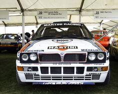 '92 Lancia Delta HF Integrale Evo
