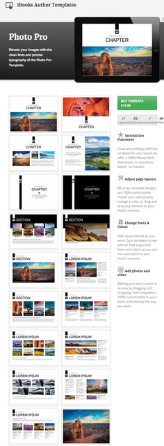 Education Template Bundle for iBooks Author. Create interactive ...