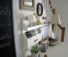 Home Remedies: Command Central Gallery Wall