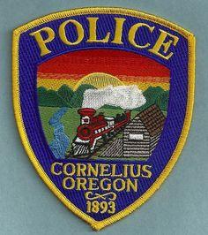 Cornelius PD OR 1