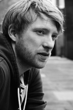 Domhnall Gleeson - my guess to play the 12th doctor...so he can finally be ginger!