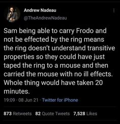 I Love The Lord, Lord Of The Rings, Tweet Quotes, Funny Quotes, Funny Tumblr Posts, Samar, Book Memes, Middle Earth, Tolkien