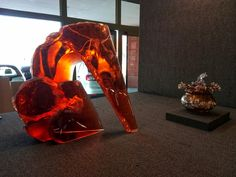 Petr STACHO-exhibition reloaded glass in Weiden(Germany)