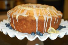 Our Neck Of The Woods: I HEART...Lemon Poundcake!