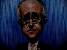 Malcolm Turnbull is a legend in his own mind, writes Jim Pembroke.
