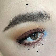 Dot-Eyeliner: Dieser Trend erobert Instagram | ELLE