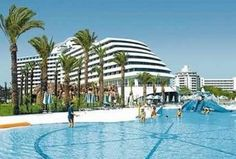 Titanic Resort*****, Lara, Turkije http://tjingo.nl/turkije/lara/titanic-resort