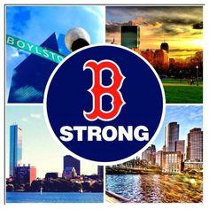 Boston, B Strong