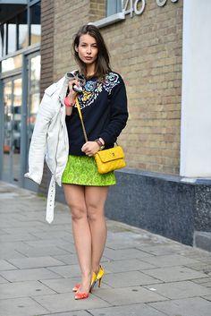 Street Style в Лондоне (часть 4), Buro 24/7