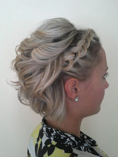Fifth Avenue On Location Hair & Airbrush Makeup LLC - Hawaii Hair and Makeup Artists - Updo wedding hairstyle with braids