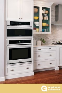 Gallery Series 30 Inch 4.6 cu. ft. Total Capacity Electric Single Wall Oven with 3 Oven Racks, Convection, Sabbath Mode, Delay Bake, Steam Clean, ADA Compliant, Quick Preheat, Delay Start in Stainless Steel  #frigidaire #whiteinterior #kitchendesign #homedesign #homeideas #homedecor Minimalist House Design, Minimalist Home, White Interior Design, Interior Design Inspiration, Electric Wall Oven, Single Wall Oven, Ada Compliant, Oven Racks, Sabbath