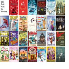 """Saturday, December 20, 2014: The Framingham Public Library has 218 new children's books in the Children's Books section.   The new titles this week include """"The Book with No Pictures,"""" """"The Story of Ferdinand,"""" and """"Once Upon an Alphabet."""""""